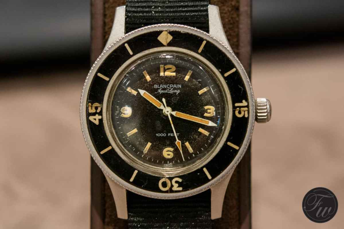 Vintage Watch Shopping