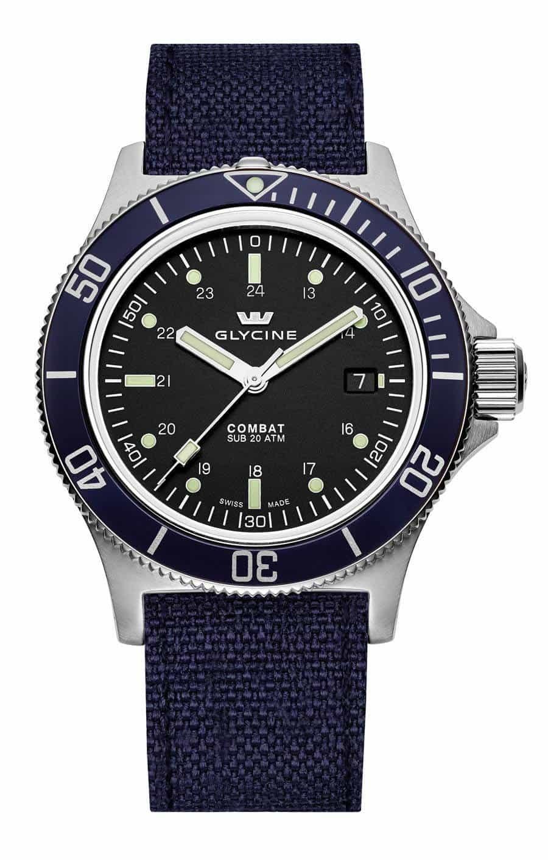 Diving Watches - Glycine Combat Sub