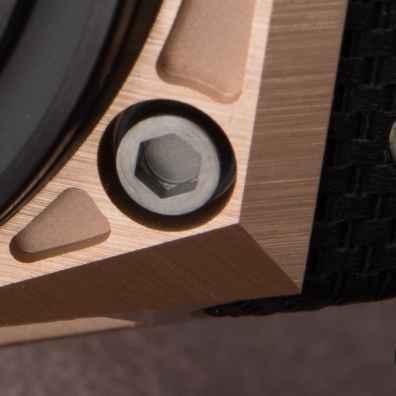 Sharp edges on the Linde Werdelin SpidoLite design