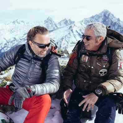 Jorn Werdelin and Laurent Picciotto