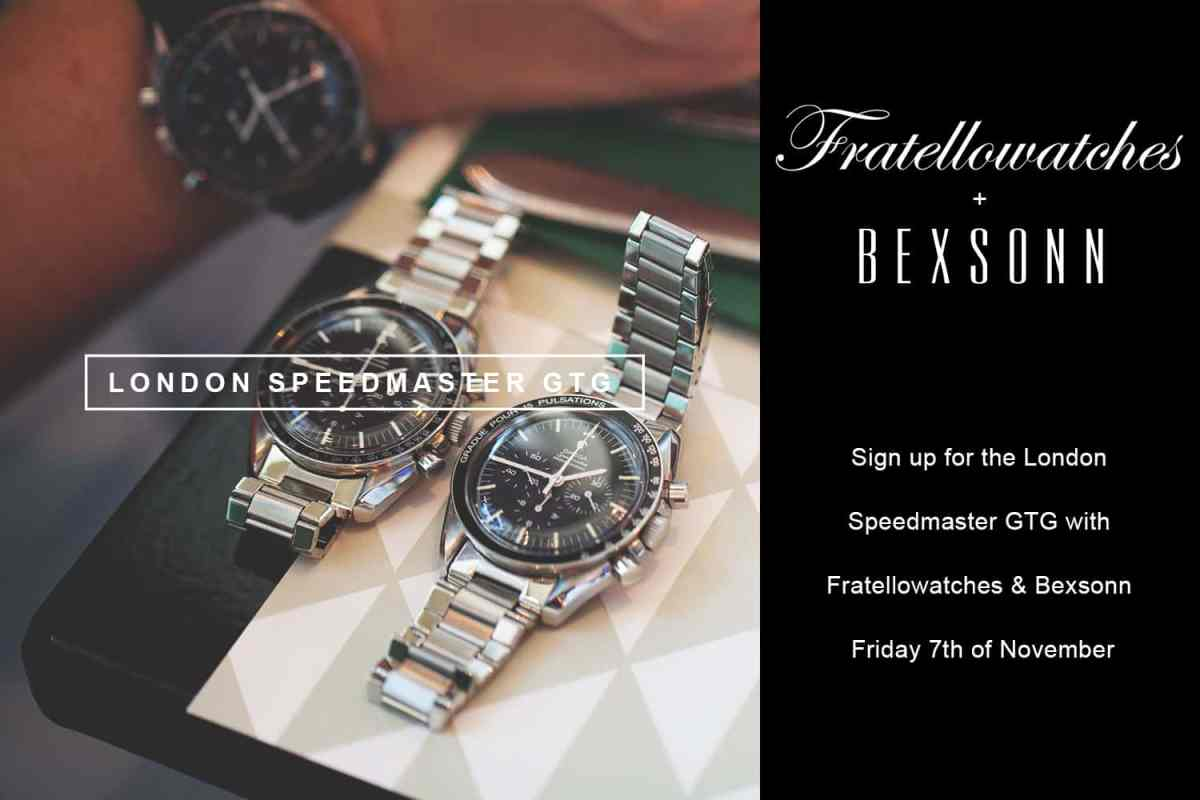 London Speedmaster GTG