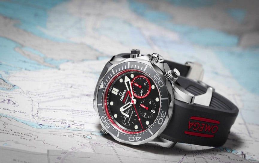 Omega Seamaster 300M Diver ETNZ