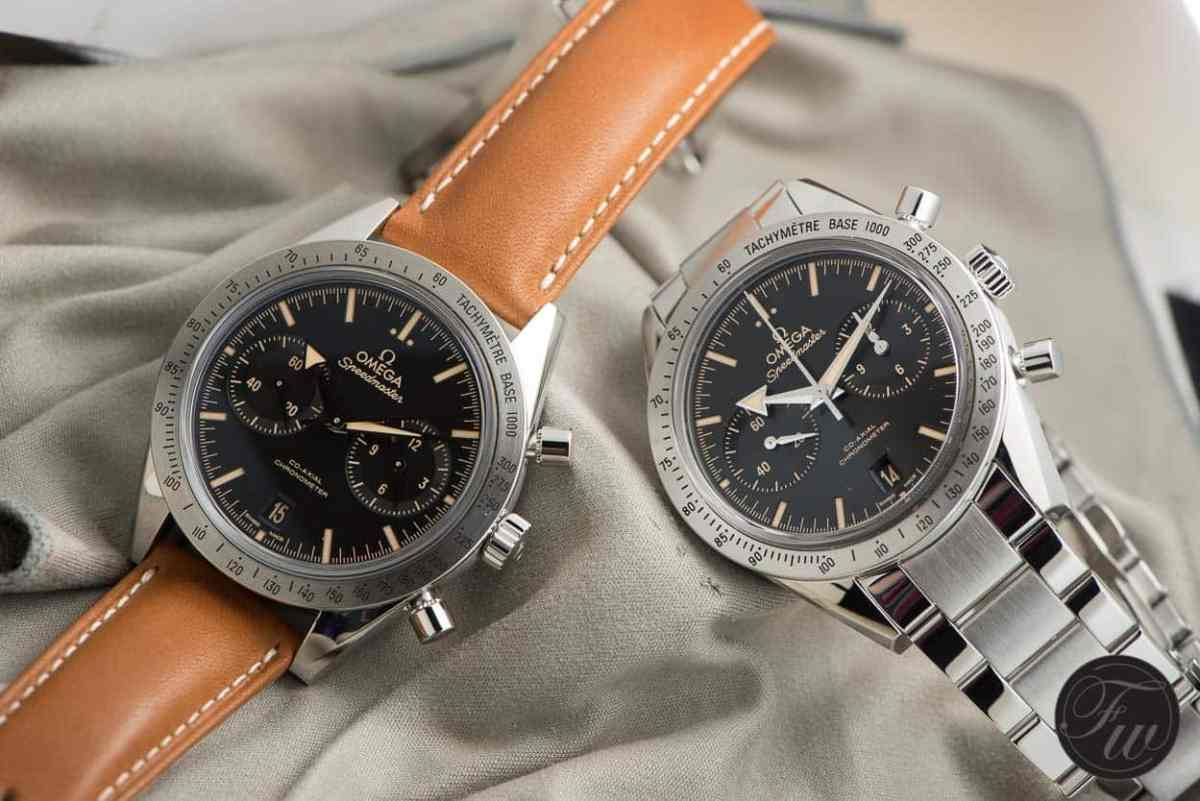 Omega Speedmaster '57