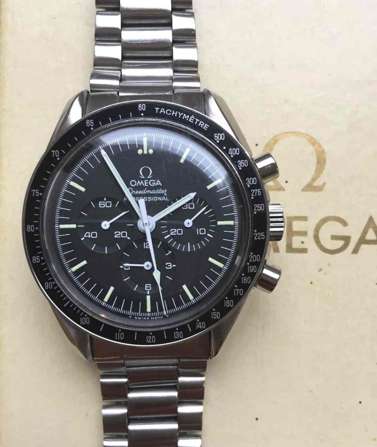 Omega Speedmaster Profesisonal - Nick's 1979 replacement watch