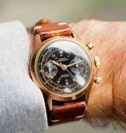 The Jardur 850 looks wonderful on the wrist