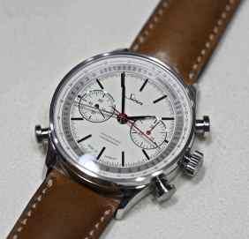 Sinn at Baselworld 2016: 910 Anniversary Split-Seconds Chronograph