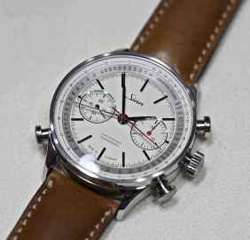 Sinn at Baselworld 2016: 910 Anniversary Split-Seconds Chronograph