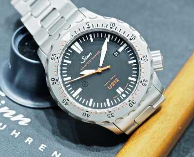 Sinn at Baselworld 2016: U-212