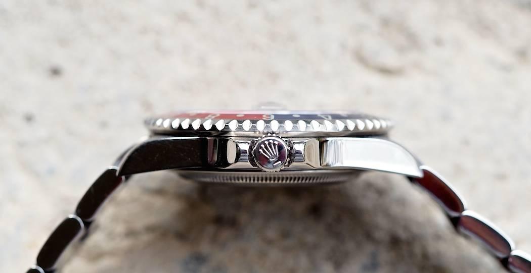 Rolex GMT-Master II 16710 slim
