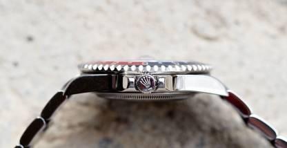 Rolex 16710 GMT-Master II slim