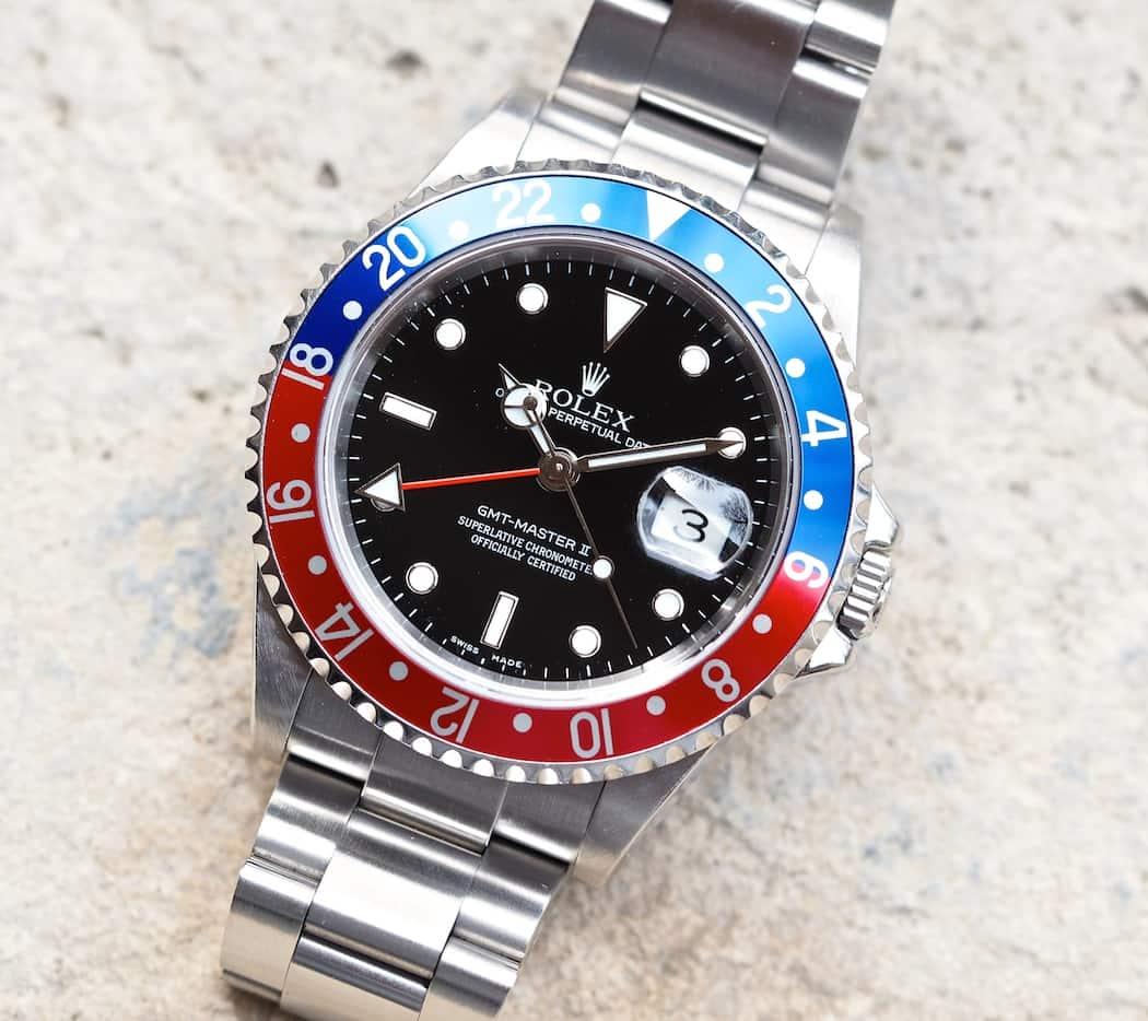 Rolex GMT-Master II 16710 40mm