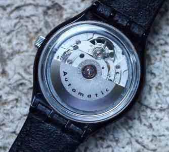 Swatch Automatic movement