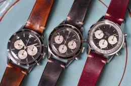 """""""Bespoke"""" BCatt watch straps chosen for each watch"""