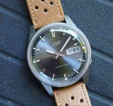 The Seiko Sportsmatic is a great all-arounder