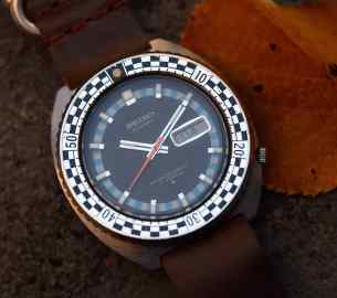 Seiko Rally Diver cover