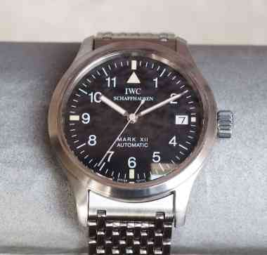 IWC Mark XII head-on
