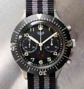 """Our recent article on the Heuer Bund represents one of the last good values on an """"early"""" manual piece from the brand that probably rose the most in value and interest in 2015"""