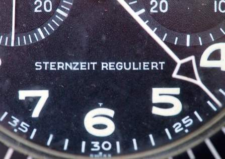 The Sternzeit - a legend