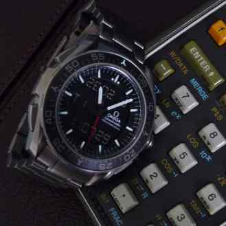 Omega Speedmaster X-33 Review