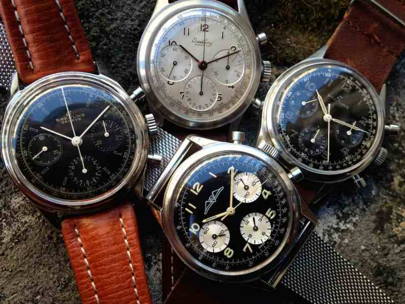 "Premiers: (left) 1954 ""geneve"" ref.765 from 1954 (top) ""civilian"" ref.765 from 1946 (bottom) AOPA ref. 765 from 1965 (right) ""Huit"" Military Aviation ref.765 from 1947"
