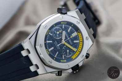 Audemars Piguet Royal Oak Offshore Diver Chronograph