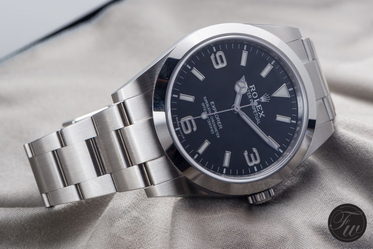 Rolex Explorer reference 214270