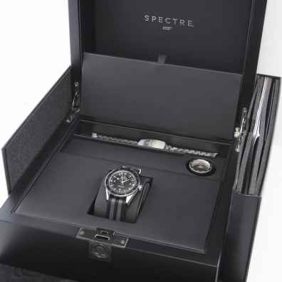 Omega Seamaster 300 Spectre Box