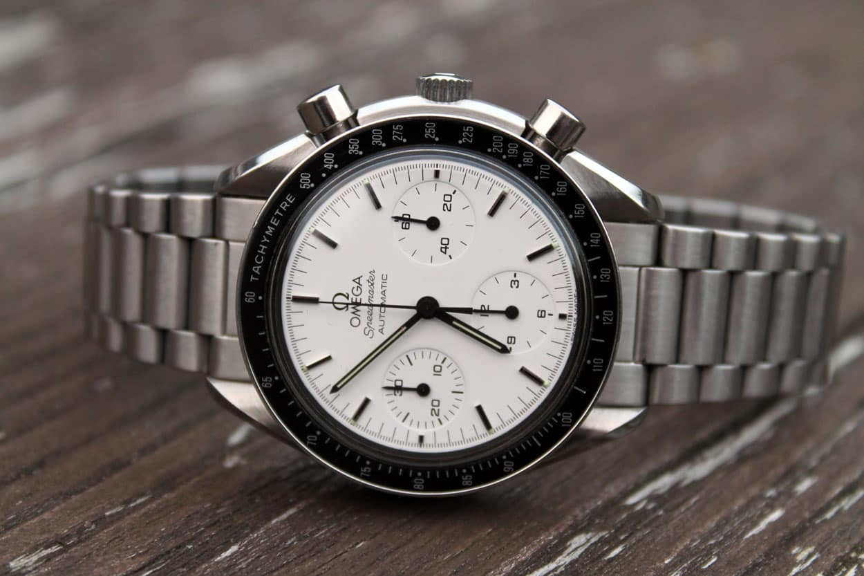Omega Speedmaster Reduced 3510.50 Review