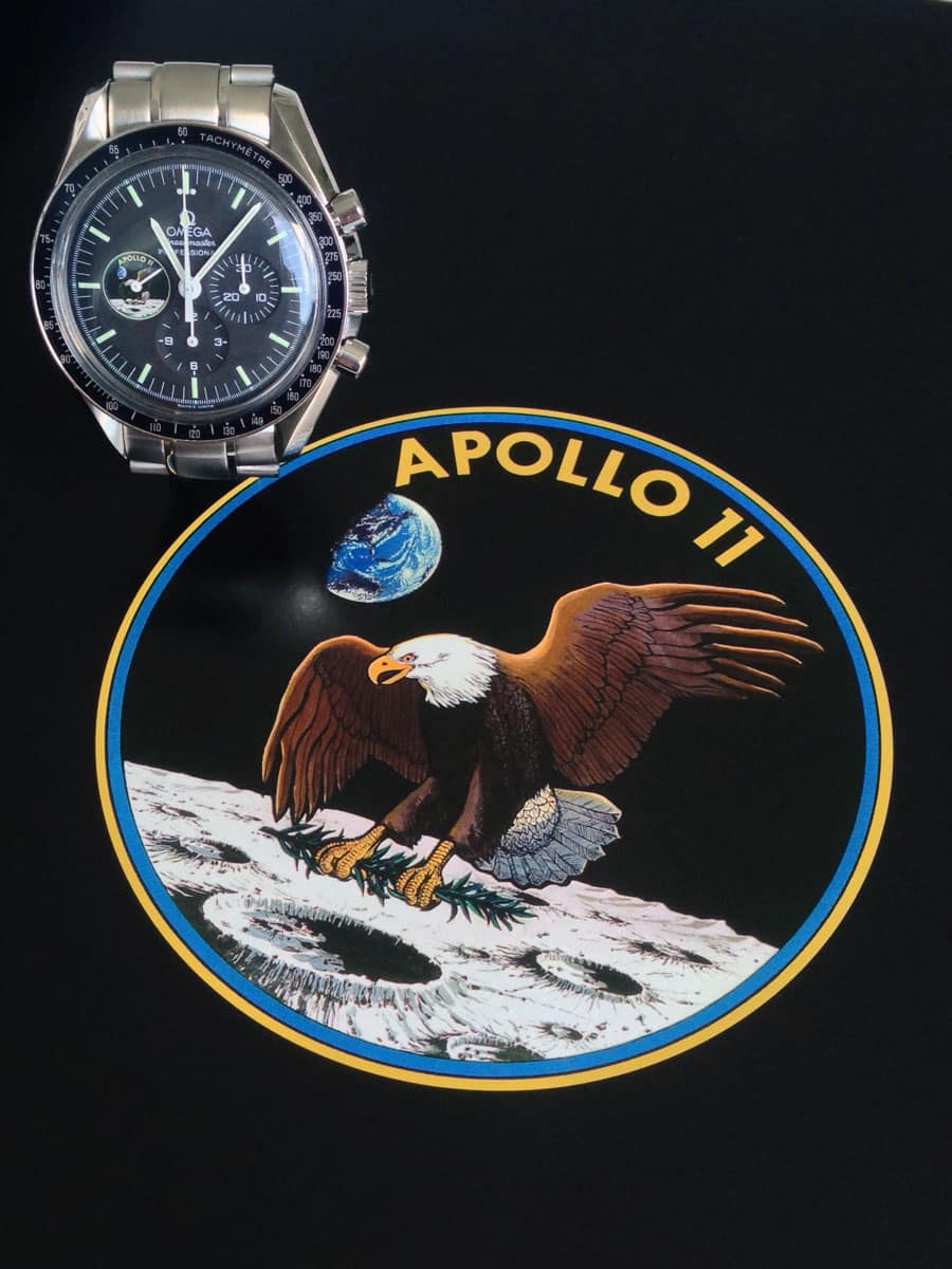 Speedmaster Apollo XI model