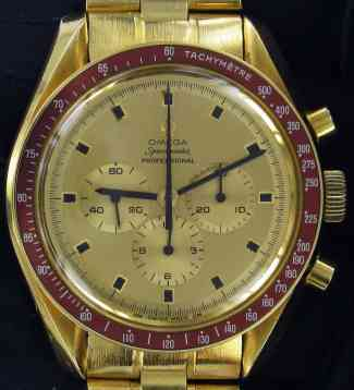 Gold Moonwatch Models