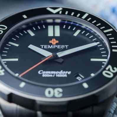 Tempest Commodore