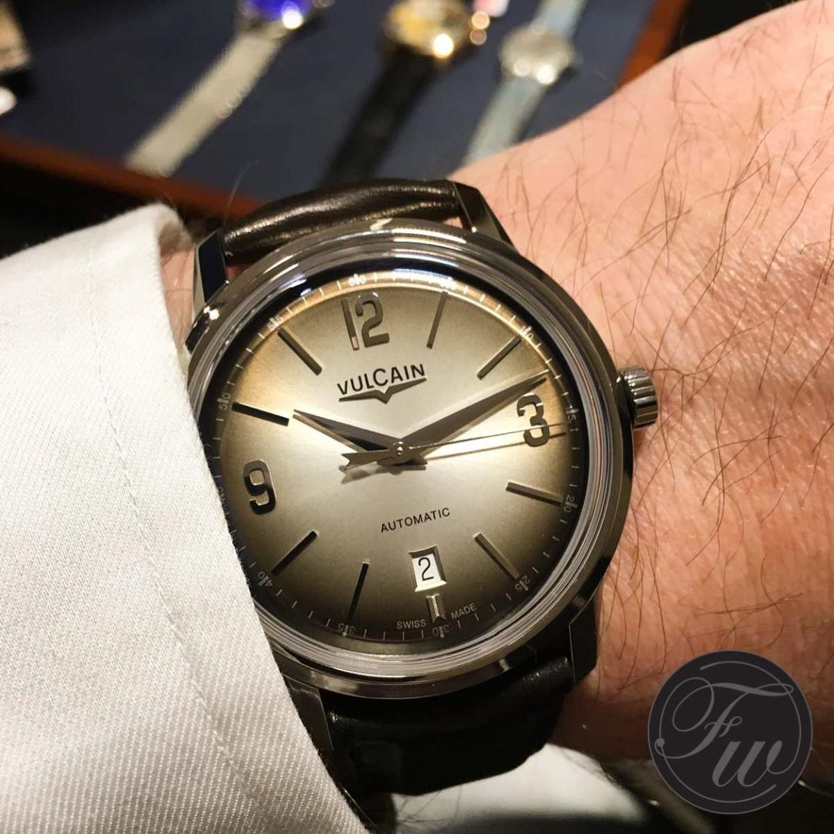 Vulcain Presidents Classic Watch