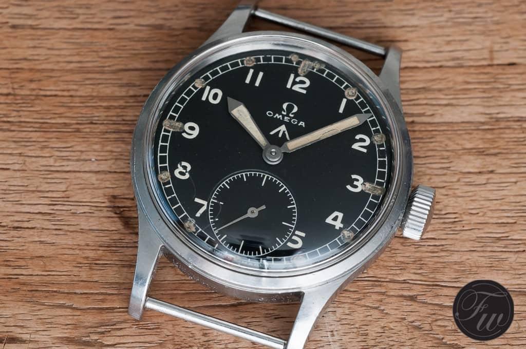 A lovely 1945 Omega 30T2