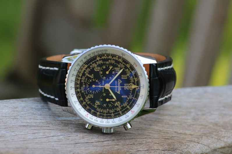 "Navitimer ""Japan Reissue"" of 400 pieces"