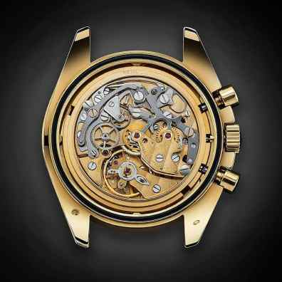 Gold Speedmaster - Caliber 863