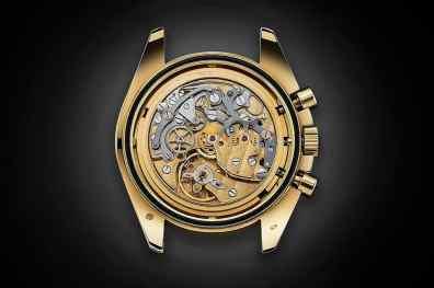 Gold Speedmaster - Caliber 863