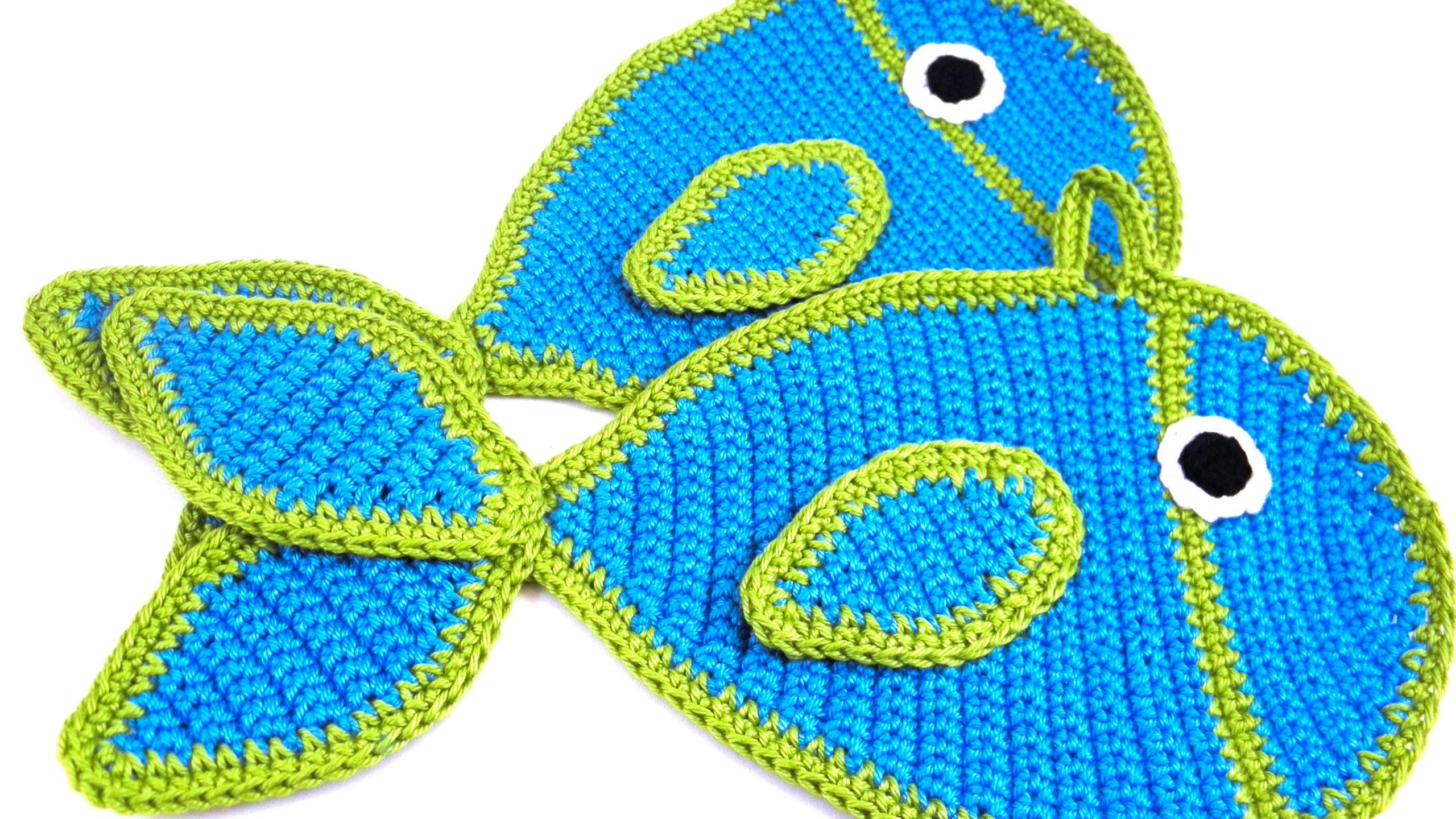 Pfiffigstes Häkelblog: Gratisanleitung, Auszug aus dem Fischbuch ... | 1440x2560