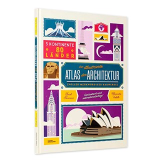 Cover - Atlas Architektur