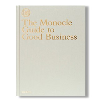 Cover - Monocle Guide - Good Business