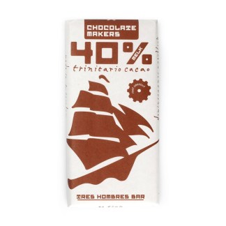 Chocolate Makers 40 Tres Hombres