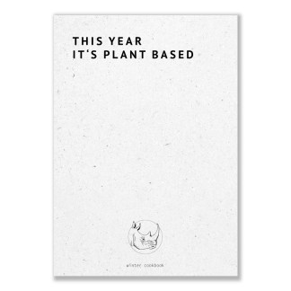 This year is plant based - oscar natural