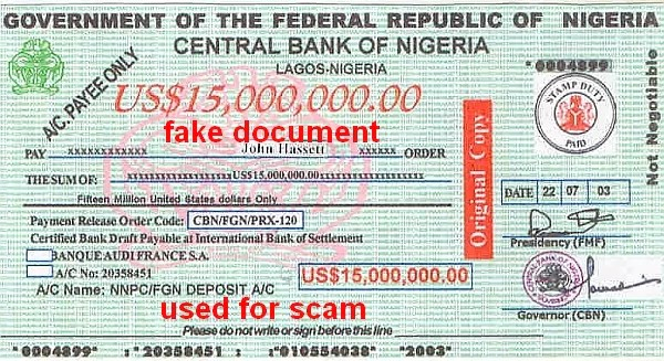 CENTRAL BANK OF NIGERIA-Docs