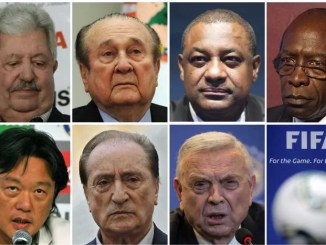 FIFA Officials Indicted