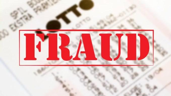 Lottery Fraud