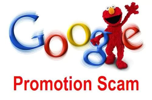 GOOGLE ANNUAL PROMOTION