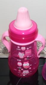 Trinklernflasche bpa-frei