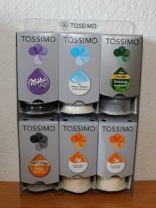 Zubehör zur Tassimo Joy zur Aufbewahrung der T-Discs
