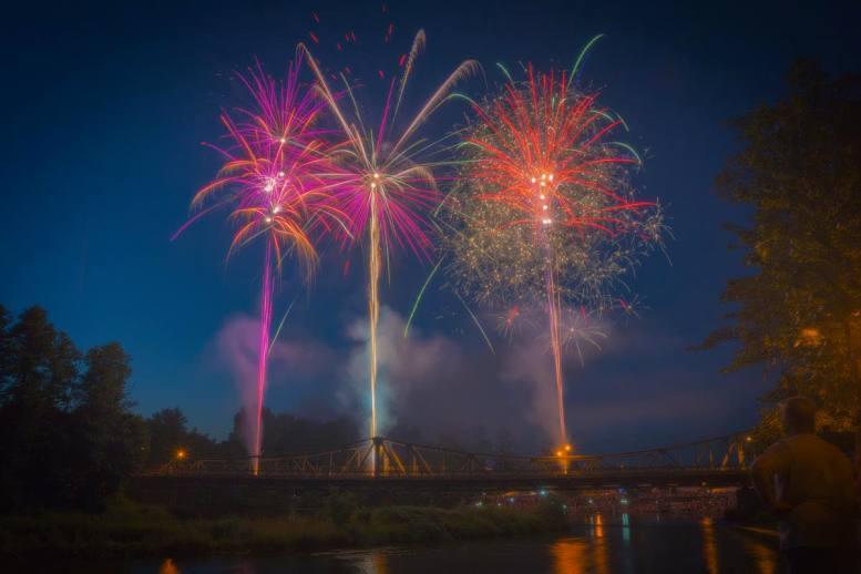 Rodinger Feuerwerk