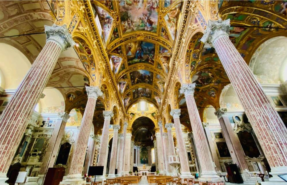 Kirche in Genua