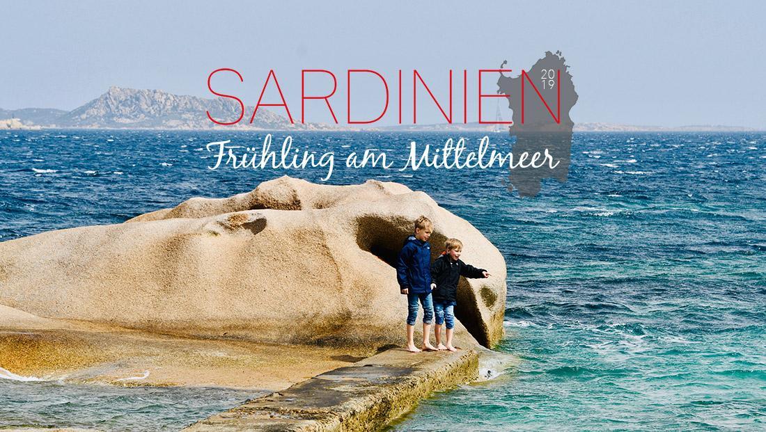 Sardinien - Frühling am Mittelmeer 2019